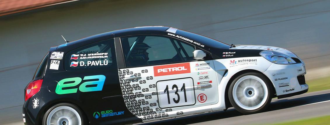 Rallye a závodní okruhy