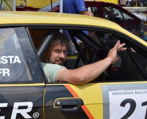 Radouňská Rallye