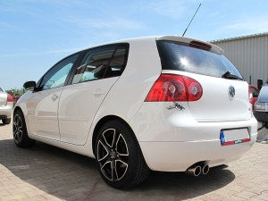 VW Golf + Adrenalina 8×17