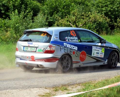 Rallye Bohemia 2013