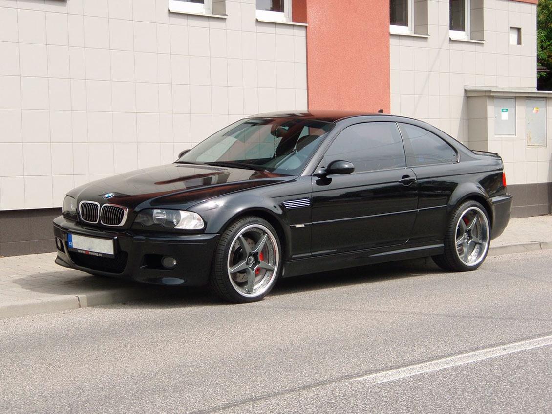 BMW E46 + Crono III 8,5×19 a 9,5×19