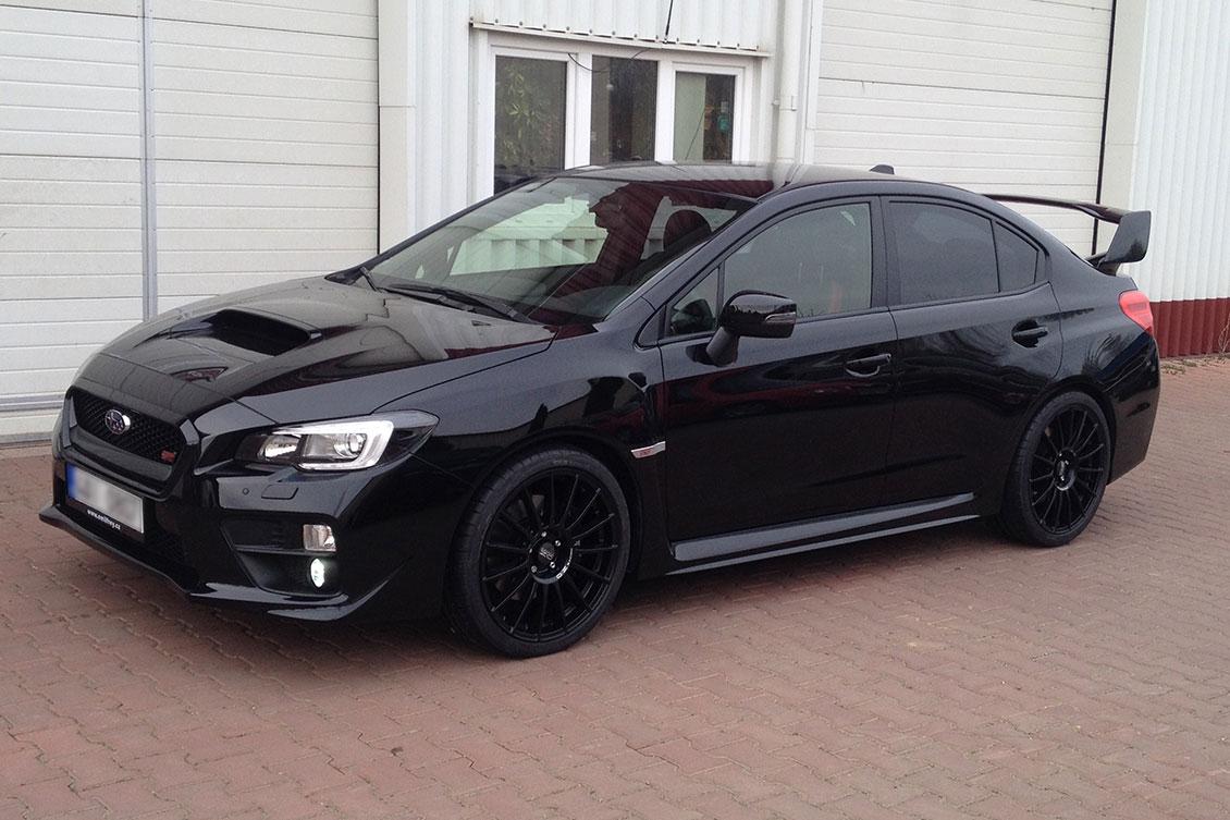 Subaru WRX STi - Superturismo LM 8,5x19 matt black