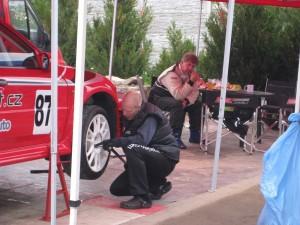 4. Podbrdská rallye legend
